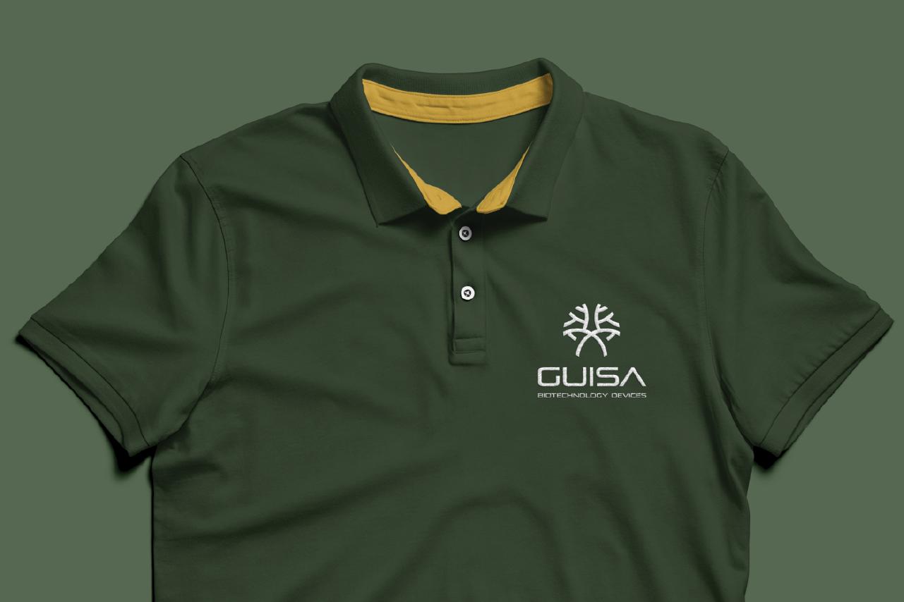 Guisa Biotechnology Devices Brand Identity